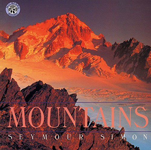 USED (GD) Mountains by Seymour Simon