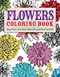 img - for Flowers Coloring Book: Beautiful Pictures from the Garden of Nature (Chartwell Coloring Books) book / textbook / text book