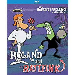 Roland and Rattfink [Blu-ray]