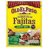 Old El Paso Fajita Spice Mix Original Smoky BBQ 35g