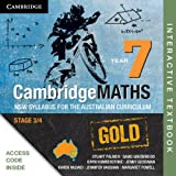 img - for Cambridge Mathematics GOLD NSW Syllabus for the Australian Curriculum Year 7 Interactive Textbook book / textbook / text book