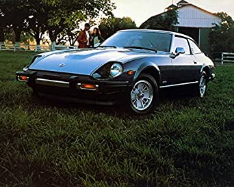 Amazon.com: 1979 Datsun 280ZX Factory Photo: Entertainment