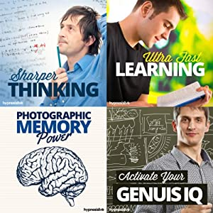 Sharp Mind Hypnosis Bundle: Enhance Your Intelligence, with Hypnosis | [Hypnosis Live]