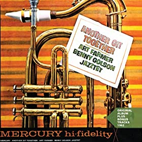 Art Farmer / Benny Golson Jazztet - Back To The City