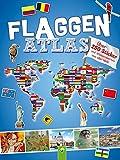 Flaggenatlas mit Stickern: Über 250 Sticker und Wissenswertes aus aller