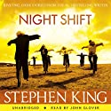 Night Shift (       UNABRIDGED) by Stephen King Narrated by John Glover