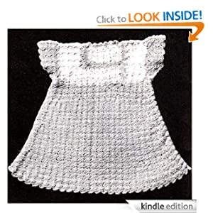 Child's Crocheted Dress | No. 602 | Free Crochet Patterns