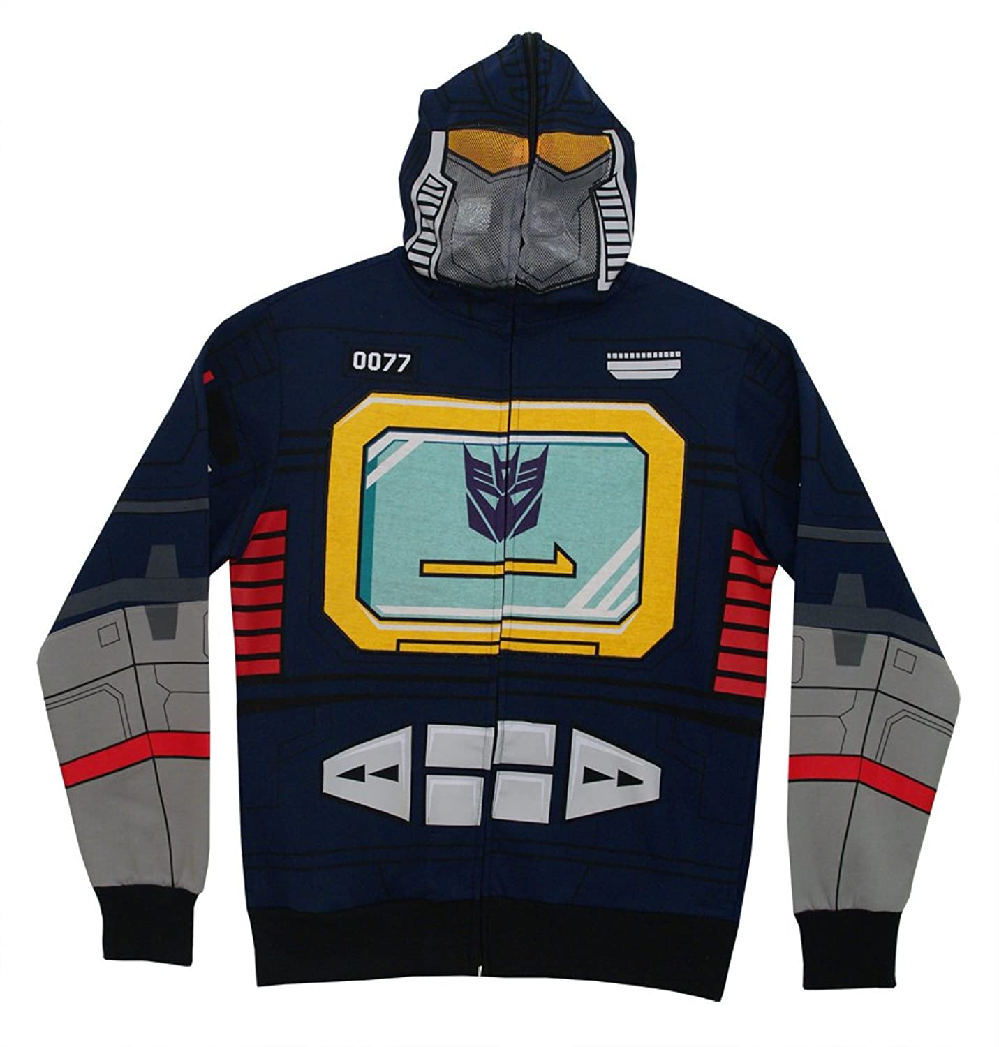 Transformers Soundwave Men's Costume Hoodie