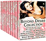 img - for Beyond Desire Collection (A Limited Edition Boxed Set of Alpha Males, Badboys and Billionaire Romance Novels) book / textbook / text book