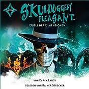 Duell der Dimensionen (Skulduggery Pleasant 7) | Derek Landy