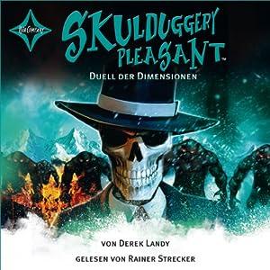 Duell der Dimensionen (Skulduggery Pleasant 7) Hörbuch
