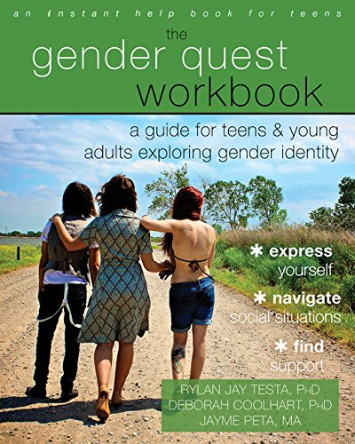 The Gender Quest Workbook: A Guide for Teens and Young Adults Exploring Gender Identity PDF