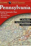 Pennsylvania Atlas and Gazetteer (0899332803) by DeLorme