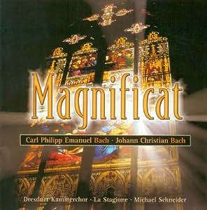 Bach C.P.E.: Magnificat / Bac