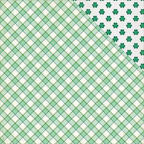 lucky-charm-double-sided-cardstock-12x12-lucky-plaid
