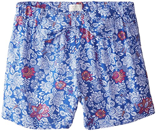 The Children's Place Big Girls' Printed Soft Short with Bow the big short