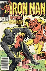 Iron Man (1st Series) #192 FN ; Marvel comic book