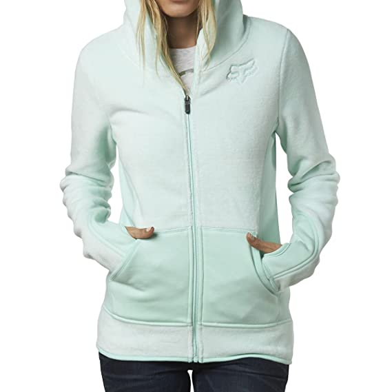 Fox Junior's Sleet Lush Zip Up Hoodie