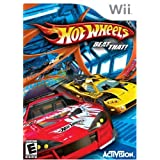 Hot Wheels Beat That - Nintendo Wii ~ Activision Inc.