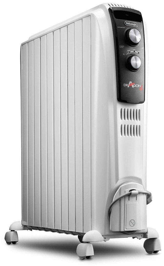 <p>Radiador de aceite con una potencia m&aacute;xima de 2500w</p>
