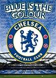 GB eye Ltd, 3d Lenticular Poster, Chelsea, Crest, (47x67cm)