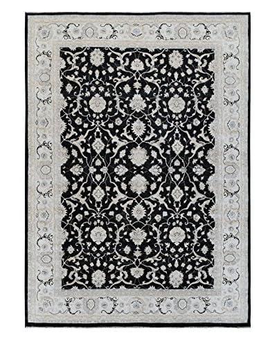 Kalaty One-of-a-Kind Pak Rug, Black, 10′ 1″ x 13′ 1