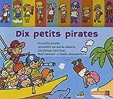 echange, troc Anita Engelen - Dix petits pirates