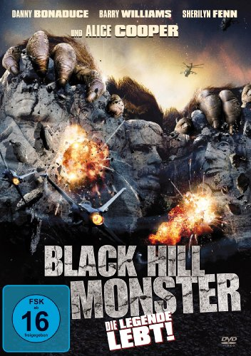 Black Hill Monster - Die Legende lebt!