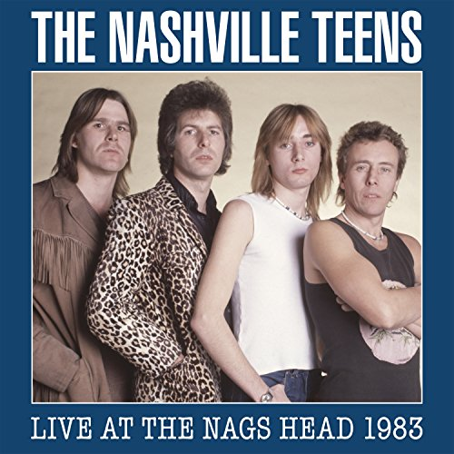 CD : The Nashville Teens - Live At The Nags Head 1983 (With DVD, 3PC)