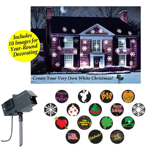 Mr christmas panoramic motion projector brand new sealed for Mr price home christmas decor