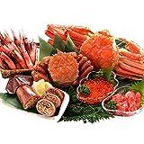 小樽きたいちセット(福袋 カニセット 海鮮セット 魚介セット 蟹 カニ 毛蟹)
