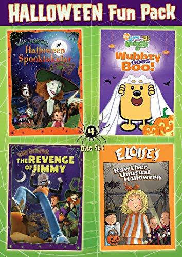 Kids Halloween 4-Pack [DVD] [Import]