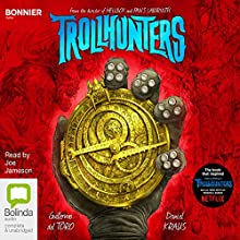 Trollhunters Audiobook by Guillermo del Toro, Daniel Kraus Narrated by Joe Jameson