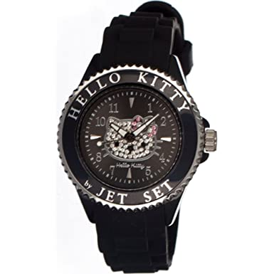 Jet Set Jhk1494-217 Hello Kitty Ladies Watch