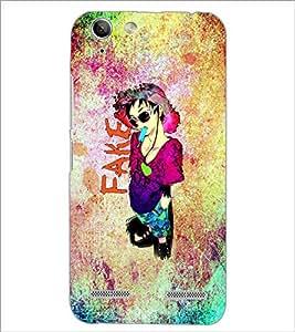 PrintDhaba Random Image D-3523 Back Case Cover for LENOVO VIBE K5 (Multi-Coloured)