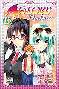 To Love Darkness Edition simple Tome 15