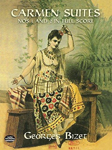 Carmen Suites 1 et 2 (Dover Music Scores)