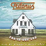 Far in the Sky: Live at Stagge's Hotel 1977 by TRITONUS (2016-08-03)