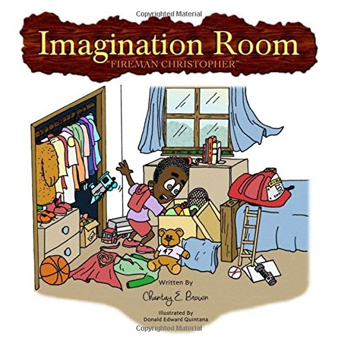 Imagination Room- Fireman Christopher: Volume 1