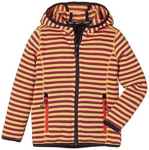 cmp-flli-campagnolo-jacket-fleece-jacke-forro-para-nina-color-rojo-talla-104-cm