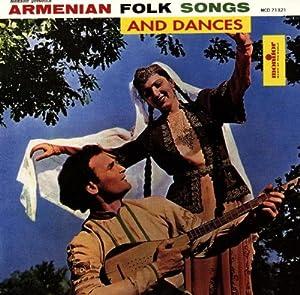 Armenian Songs & Dances
