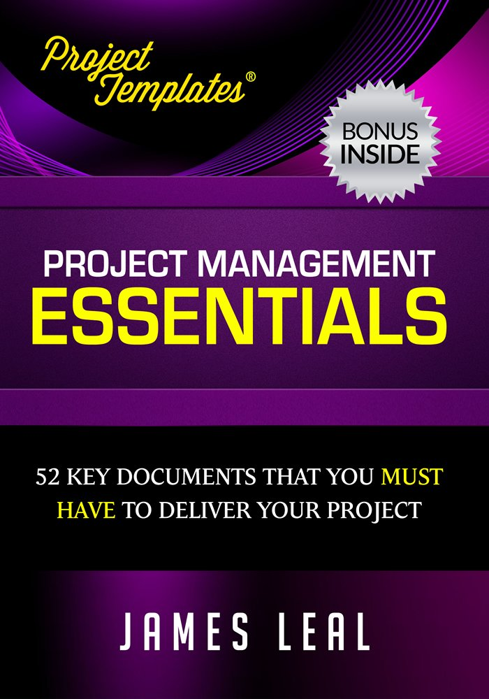 PROJECT MANAGEMENT TEMPLATES - CD ROM - PC & Mac - 52 Essential Documents - Professional Project Management Processes, Procedures, & Strategies - A Successful Project Managers Book of Forms - Lifetime Guarantee