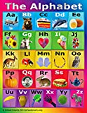 ABC Alphabet Chart by School Smarts ?Durable Material Rolled and SEALED in Plastic Poster Sleeve for Protection. Discounts are in the special offers section of the page.