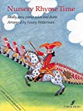 img - for Nursery Rhyme Time: Really Easy Piano Solos and Duets (Faber Edition) book / textbook / text book