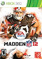 Madden NFL 12 - Xbox 360 from Electronic Arts