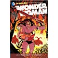 Wonder Woman Volume 3: Iron TP (The New 52) (Wonder Woman (DC Comics Numbered))