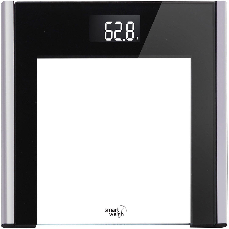 Smart Weigh Precision Ultra Slim Digital Bathroom Scale ...