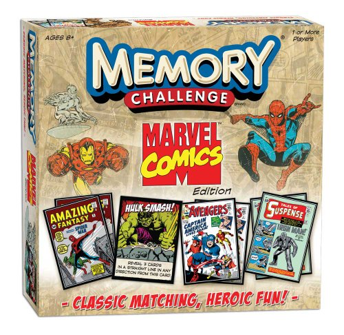 Marvel Comics Memory