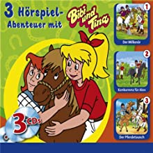 Bibi und Tina 3er-Box II Hörspiel von Ulli Herzog, Ulf Tiehm Gesprochen von: Susanna Bonaséwicz, Dorette Hugo, Joachim Nottke
