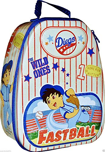 Go Diego Tin Lunch Box - 1